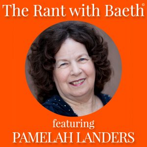 Pamelah Landers on The Rant with Baeth Davis
