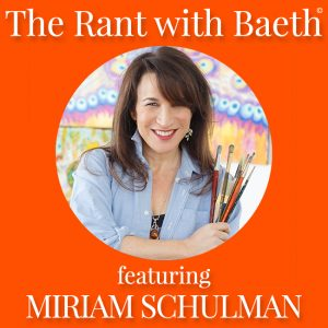 Miriam Schulman on The Rant with Baeth Davis