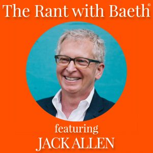 Jack Allen on The Rant with Baeth with Baeth Davis