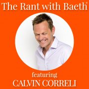 Calvin Correli on The Rant with Baeth Davis