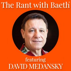 David Medansky on The Rant with Baeth Davis