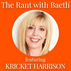 Kricket Harrison on The Rant with Baeth Davis