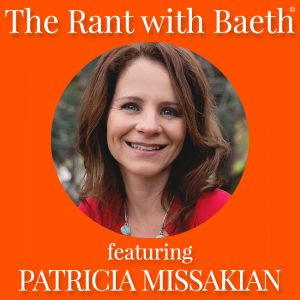 Patricia Missakian on The Rant with Baeth Davis