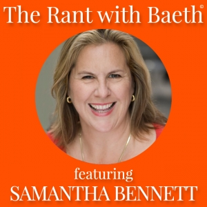 Samantha Bennett on The Rant with Baeth Davis