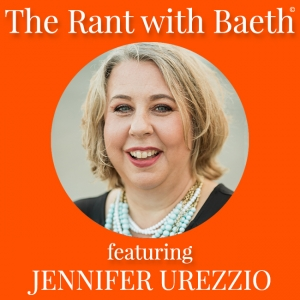 Jessica Urezzio on The Rant with Baeth Davis