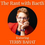 Terry Bahat onThe Rant with Baeth Davis